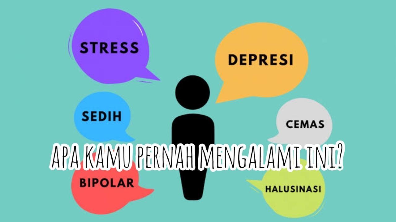 Hari Kesehatan Mental Sedunia Dan Kenali Apa Saja Gangguan Yang Mengancam Freeingspirit Com