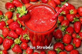 Jus Stroberi